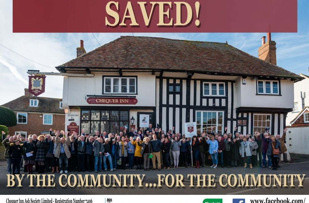 We Are Now The Owners of The Chequer Inn!!