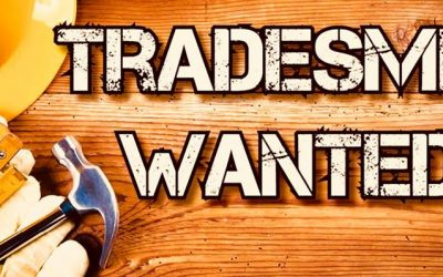 A call to our local tradesmen!