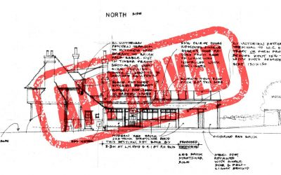 PLANNING APPLICATION APPROVED!!!